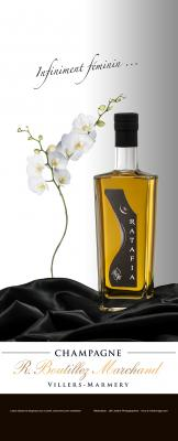 "Photo de la Cuvée ""Ratafia"" N°5"